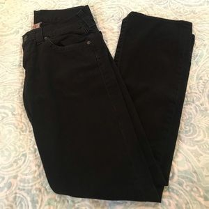 TRUE RELIGION RICKY BLACK JEANS